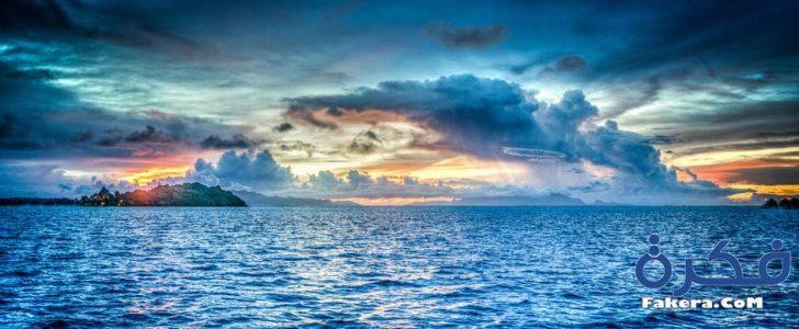 تفسير حلم رؤية البحر 2018 فى المنام