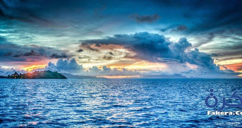 تفسير حلم رؤية البحر في المنام