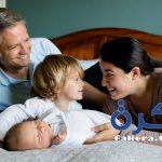 موضوع تعبير عن بر الوالدين