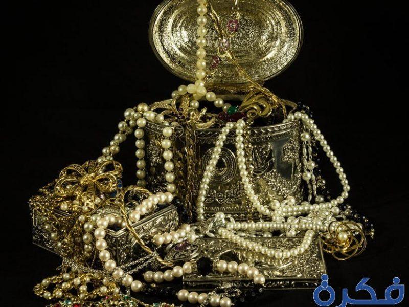 تفسير حلم رؤية الذهب في المنام