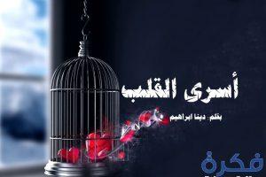 تحميل رواية أسرى القلب pdf 2018 – دينا إبراهيم