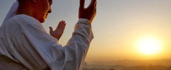 رايت في منامي اني اقيم الصلاة