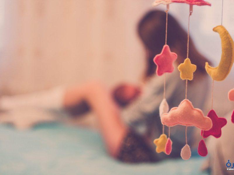 حلم رايت في منامي اني ارضع طفل
