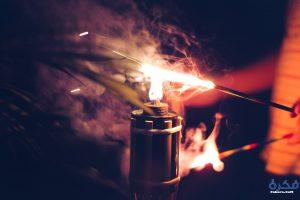 تفسير حلم شخص يحترق فى المنام