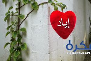 معني وصور اسم إياد Eyad