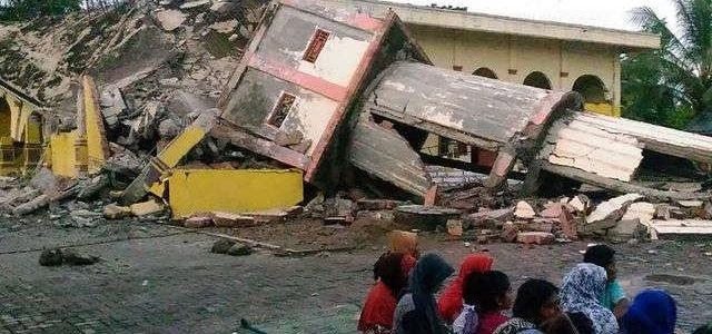 تفسير حلم الزلزال