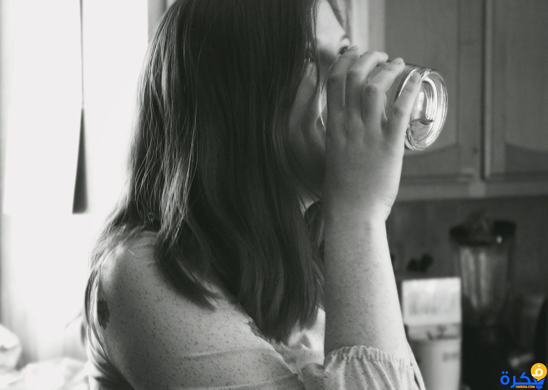 العطش في المنام