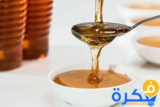 العسل في المنام