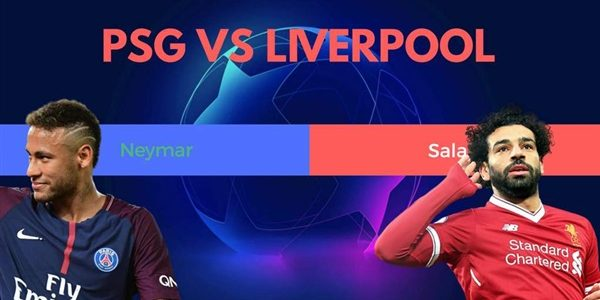 #الشوط_الثاني مباراة ليفربول وباريس سان جيرمان اليوم 18-9-2018