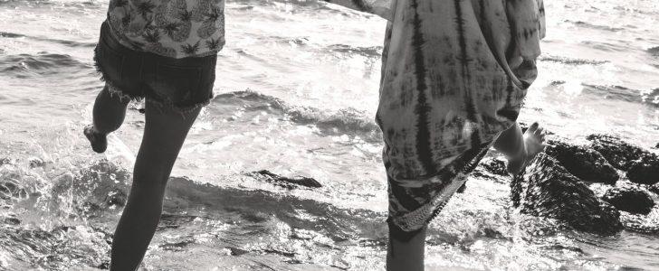 تفسير حلم المشي فوق البحر