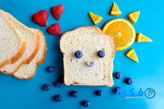 الخبز المقلي في المنام