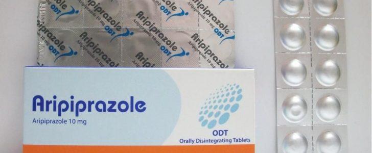 نشرة حبوب اريبيبرازول Aripipazole لعلاج الذهان والاكتئاب