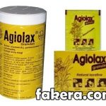 نشرة أجيولاكس Agiolax لعلاج حالات الإمساك