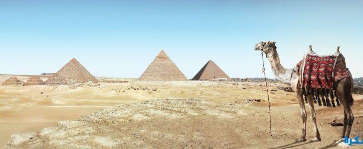 موضوع تعبير عن خيرات مصر