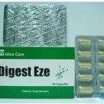 نشرة دايجست ايزي Digest Eze لمشاكل الهضم