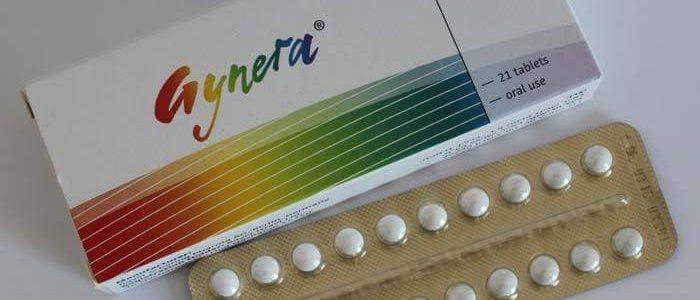 نشرة حبوب جينيرا gynera لمنع الحمل