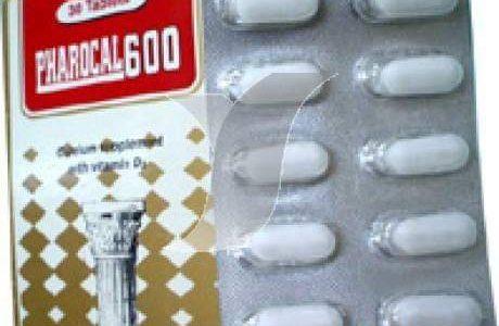 نشرة اقراص فاروكال pharocal لعلاج نقص الكالسيوم