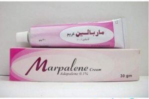 نشرة كريم ماربالين Marpalene لعلاج حب الشباب