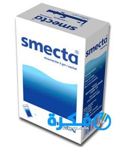 نشرة دواء سميكتا Semecta لعلاج إسهال الأطفال