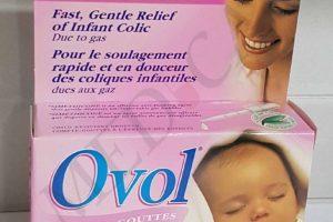 نشرة دواء أوفول OVOL لعلاج أمراض البطن
