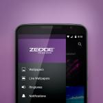 تحميل تطبيق Zedge لتنزيل النغمات