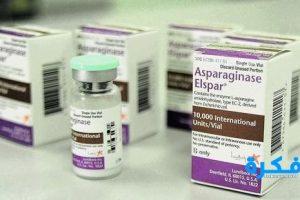 دواء ل أسباراجيناز L Asparaginase لعلاج سرطان الدم