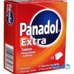 اقراص بانادول اكسترا Panadol extra لعلاج نزلات البرد و الإنفلونزا