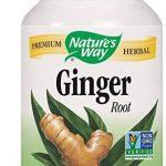 نشرة اقراص جنجر Ginger مكمل غذائي