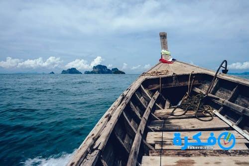 تفسير حلم رؤية القارب