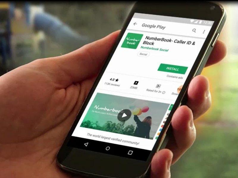 تحميل تطبيق معرفة هوية المتصل وحظر المكالمات NumberBook 2020