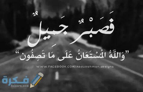 فصبر جميل و الله المستعان 12