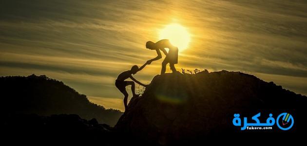انشاء عن الارادة تغلب المستحيل