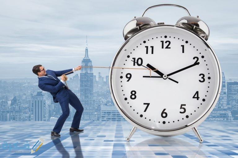 إذاعة مدرسية عن أهمية الوقت كاملة