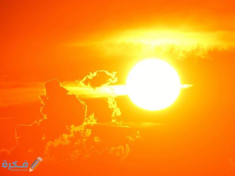 إذاعة مدرسية عن الشمس والنجوم كاملة
