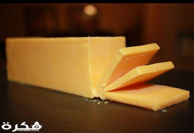 السعر الحرارية في الجبنه الرومي