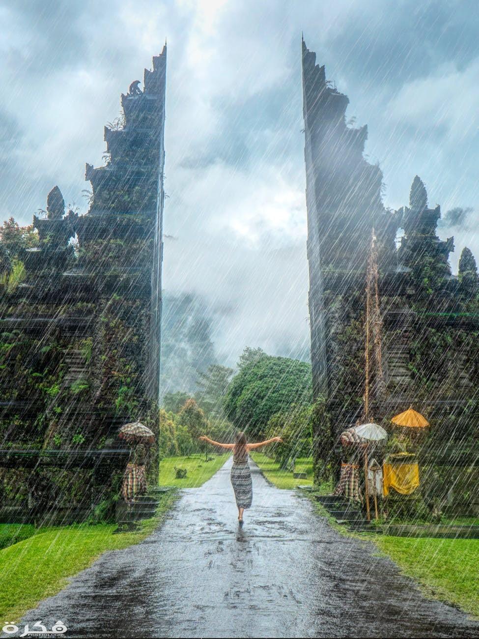 تفسير حلم رؤية المطر الغزير وتأويله - موقع فكرة