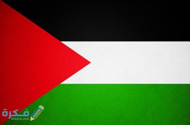 صور علم فلسطين 2021