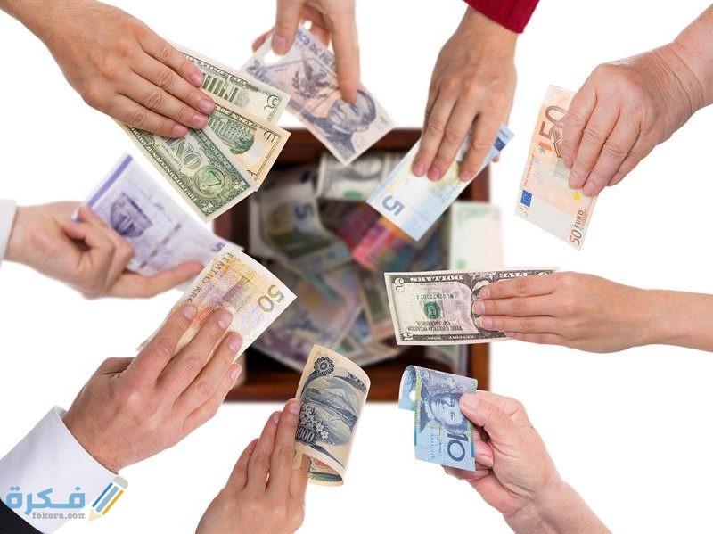 تفسير رؤية النقود الورقية او الفلوس الورق في المنام