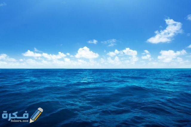 تفسير حلم رؤية البحر في المنام موقع فكرة