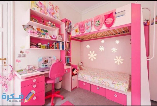 اشكال مكاتب اطفال from www.fekera.com