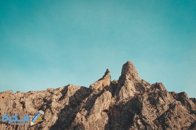 تفسير رؤية الجبل لابن سيرين او لابن شاهين - موقع فكرة