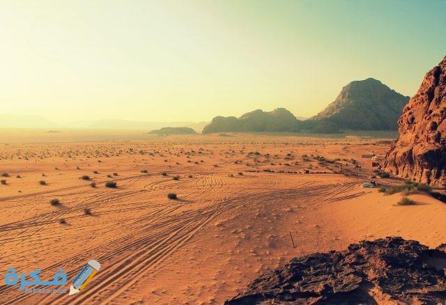 تفسير رؤية الصحراء لابن سيرين او لابن شاهين - موقع فكرة