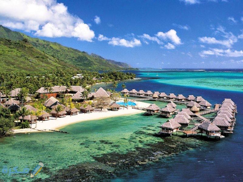 اسماء أفضل الاماكن السياحية في لومبوك اندونيسيا