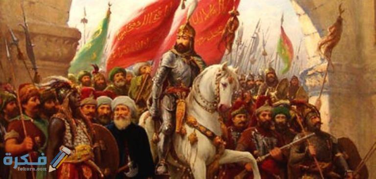 اسماء الخلفاء العثمانيين بالترتيب