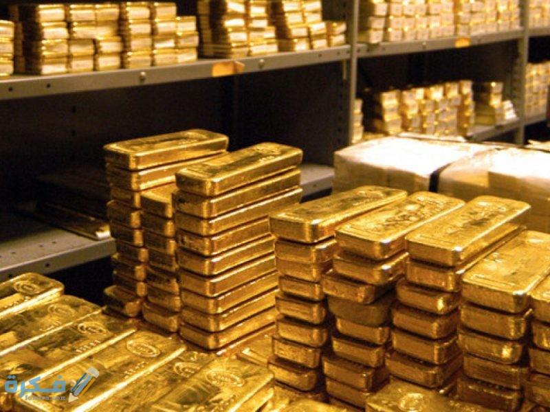 تفسير حلم رؤية استخراج الذهب من الارض