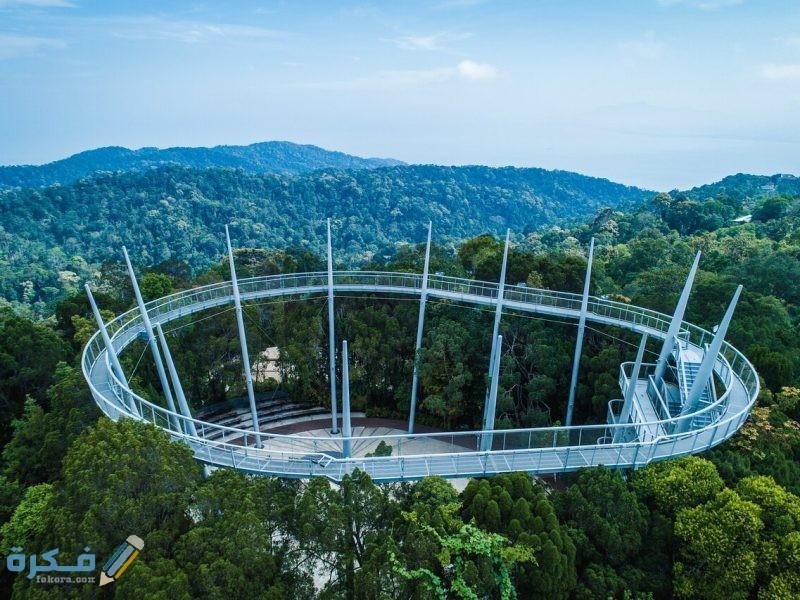 أسماء أجمل الأماكن السياحية في جزيرة بينانج ماليزيا