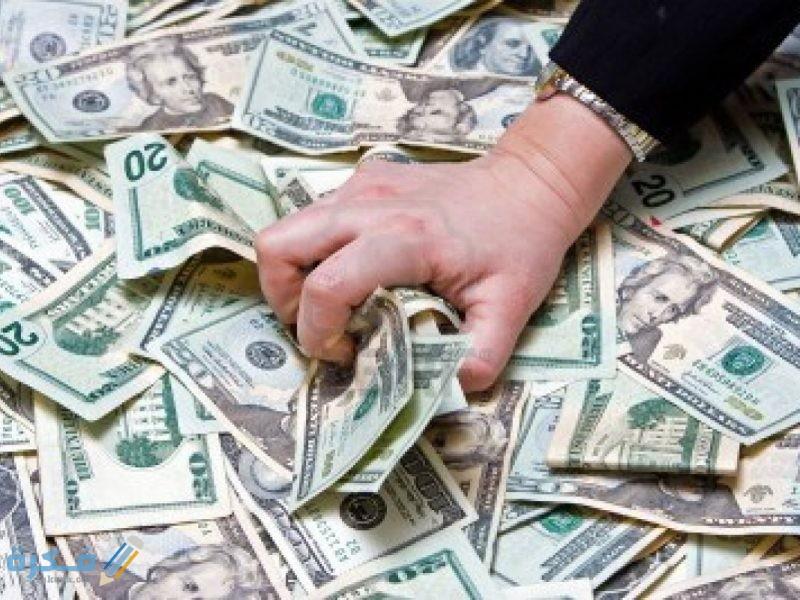 تفسير حلم سرقة النقود الورقية