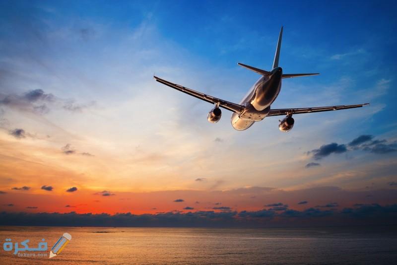 تفسير حلم رؤية سقوط طائرة امامي