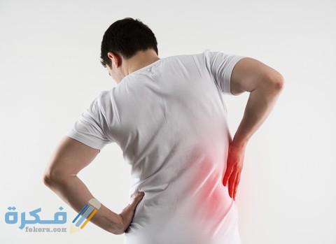 أعاني من ألم في الجانب الأيسر للظهر ، فهل السبب الكلى ؟