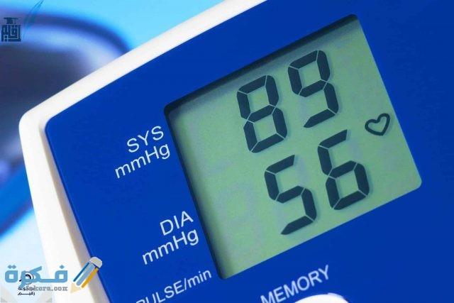 الاسعافات الاولية لمريض الضغط المنخفض